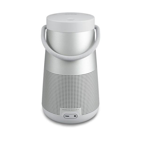 Bose soundlink revolve+ gris altavoz inalámbrico bluetooth sonido de alta calidad envolvente 360º