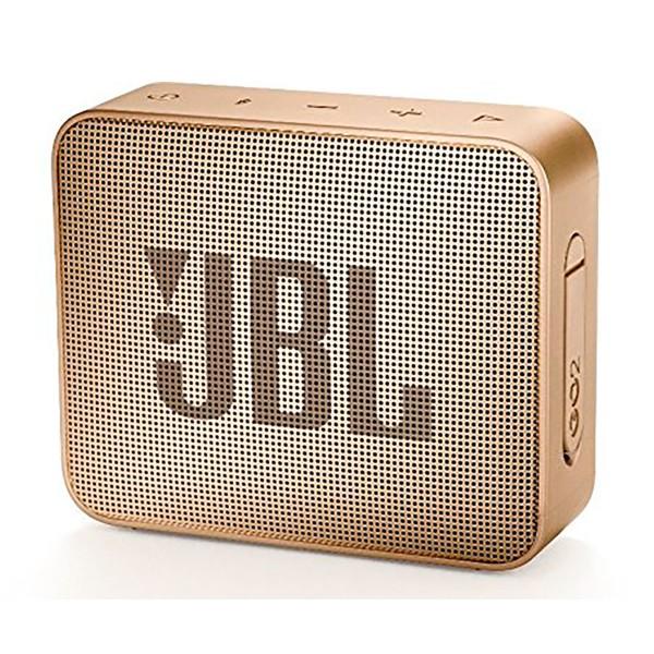 Jbl go2 champagne altavoz inalámbrico portátil 3w rms bluetooth aux micrófono manos libres impermeable ipx7