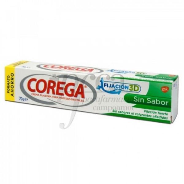 COREGA EXTRA FUERTE SIN SABOR 70 GR