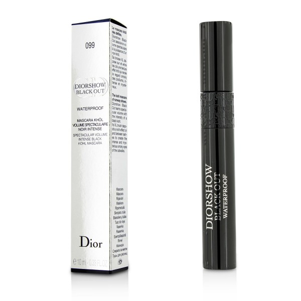 Dior mascara diorshow waterproof 99 black