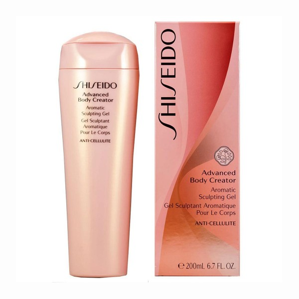 Shiseido body creator aromatic sculpting 200ml