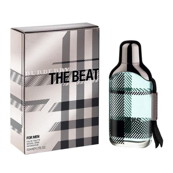 Burberry the beat for men eau de toilette 50ml vaporizador