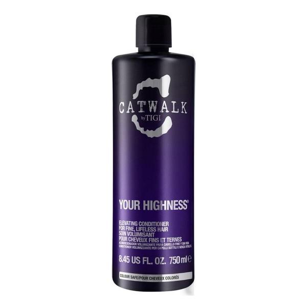 Tigi catwalk your highness for fine hair conditioner 750ml