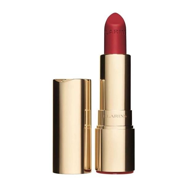 Clarins joli rouge velvet barra de labios 742