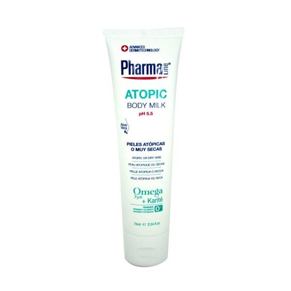 Pharmaline atopic body milk 75ml