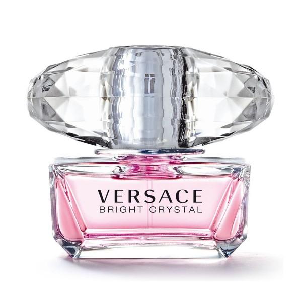 Versace bright crystal eau de toilette 50ml vaporizador