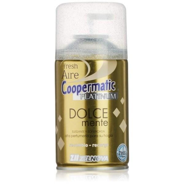 Coopermatic ambientador Platinum Dolce 250 ml