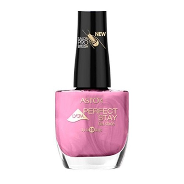 Margaret astor perfect stay nail lacquer 212 satin purple