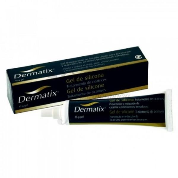 DERMATIX GEL SILICONA CICATRICES 15 G