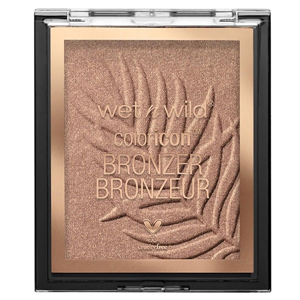 Wetn wild coloricon polvos bronceadores palm beach ready 1un