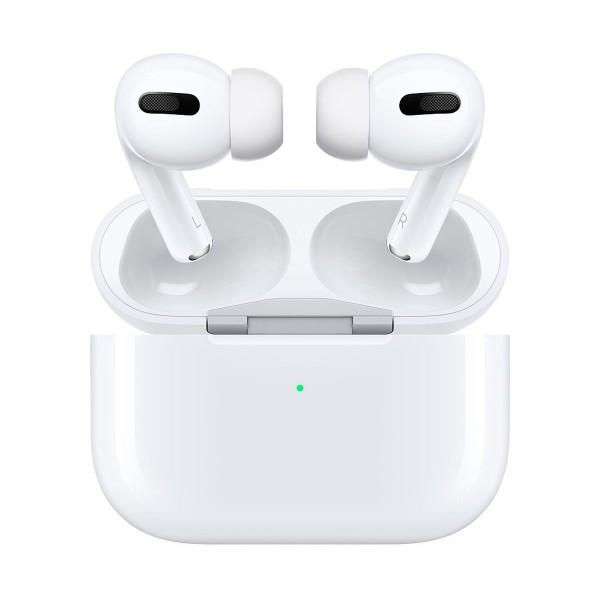 Apple mwp22ty/a airpods pro auriculares inalámbricos anc de alta calidad acceso directo a siri para iphone ipad e ipod