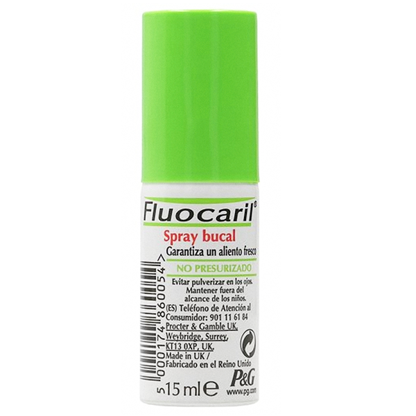 FLUOCARIL SPRAY BUCAL ALIENTO FRESCO 15ML