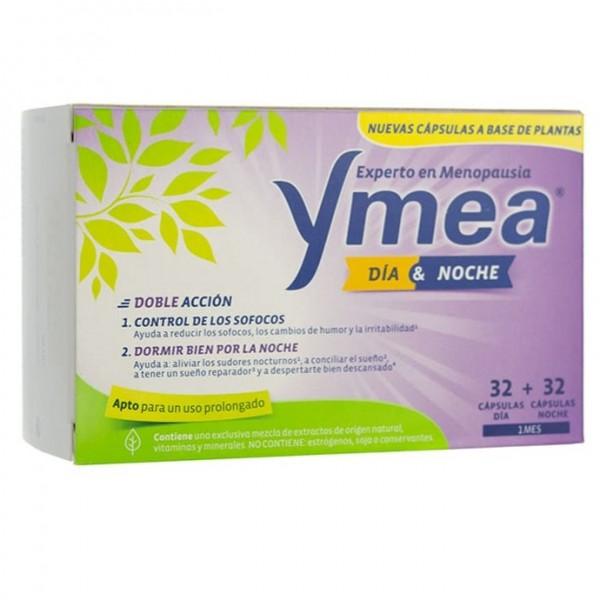 YMEA DIA Y NOCHE 64 CAPSULAS