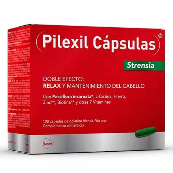 PILEXIL STRENSIA 100 CAPS