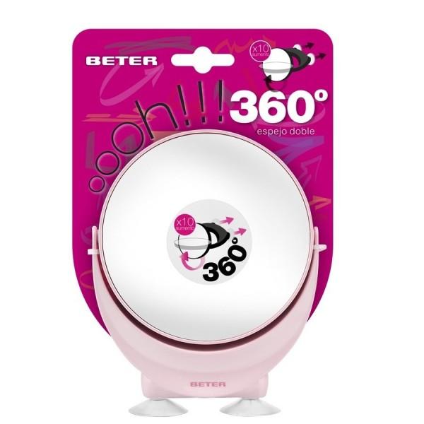 BETER ESPEJO DOBLE OOOH 360 MACRO X10