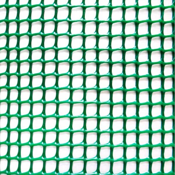Rollo malla ligera cadrinet verde 1x5mts verde 4,5x4,5mm